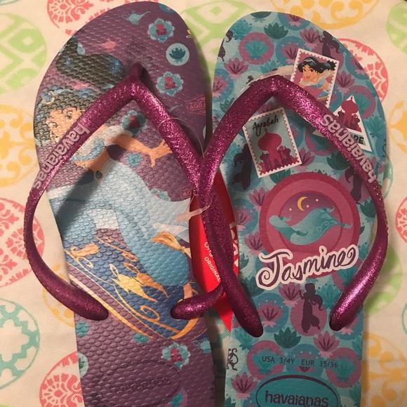Havaianas Other - Girls Havaianas Jasmine Flip Flops